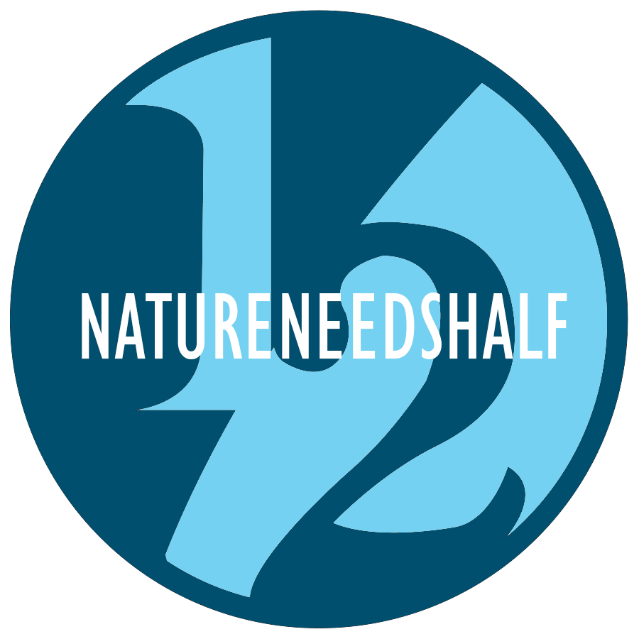 Transition Earth is now a member of Nature Needs Half